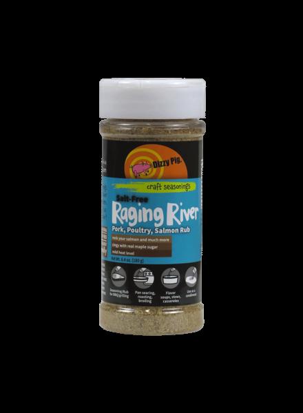 Dizzy Pig BBQ Company Original Salt Free Raging River