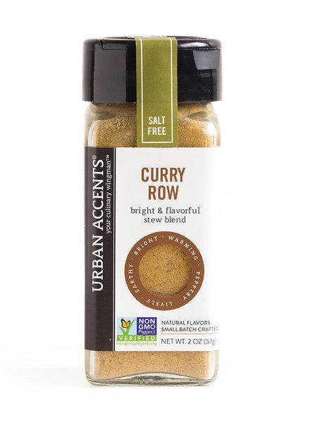 Spice Curry Row