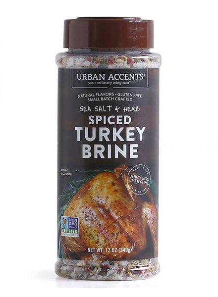 Urban Accents Brine Spiced Blend 12oz