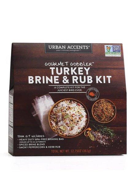 Brine Kit Gourmet Gobbler