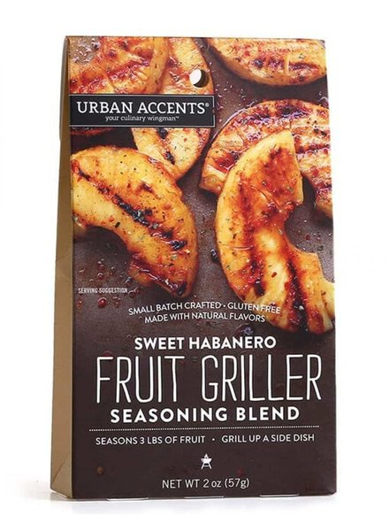 Fruit Griller Sweet Habanero