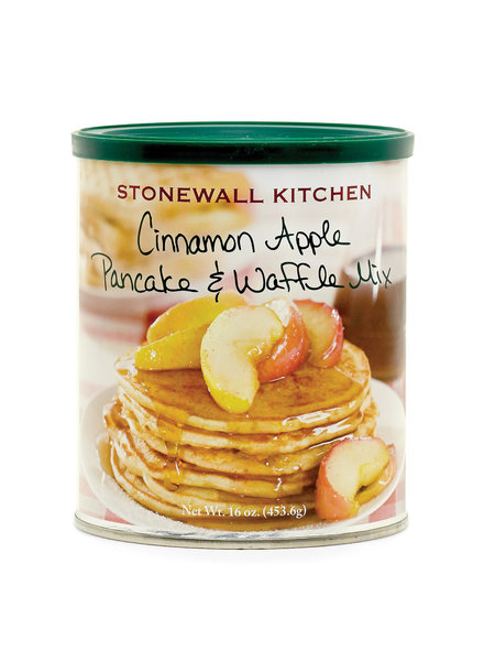 Stonewall Kitchen Pancake Mix Cinnamon Apple