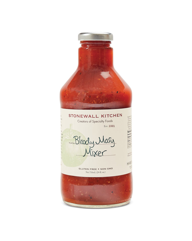 Stonewall Kitchen Mixer Bloody Mary