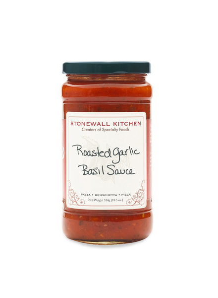 Stonewall Kitchen Pasta Sauce Rstd Garlic Basil