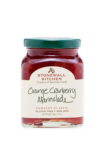 Marmalade Orange Cranberry