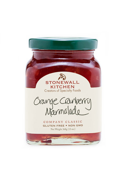 Stonewall Kitchen Marmalade Orange Cranberry