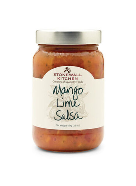 Stonewall Kitchen Salsa Mango Lime