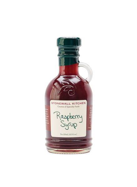 Stonewall Kitchen Syrup Raspberry 8.5 oz