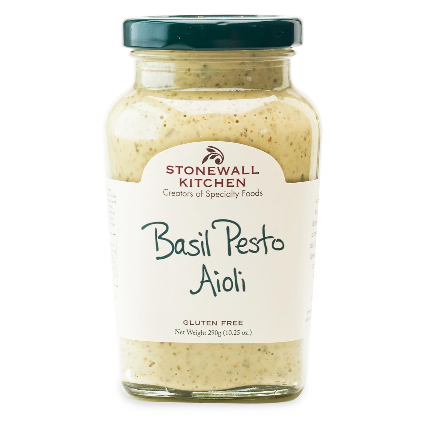 Basil Pesto Aioli-1