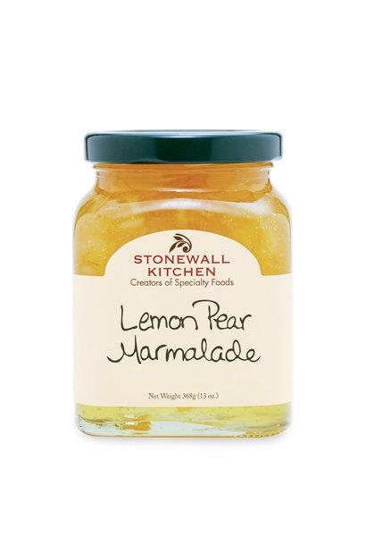 Marmalade Lemon Pear
