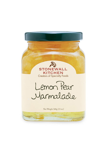 Stonewall Kitchen Marmalade Lemon Pear
