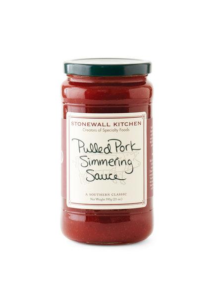 Stonewall Kitchen Simmering Sauce Pulled Pork
