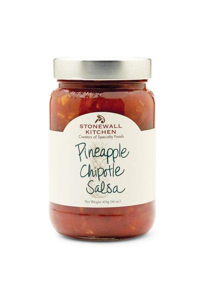Pineapple Chipotle Salsa