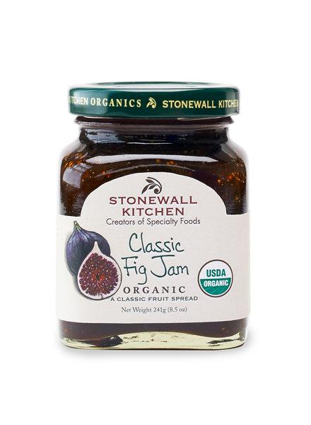 Stonewall Kitchen Jam Organic Classic Fig