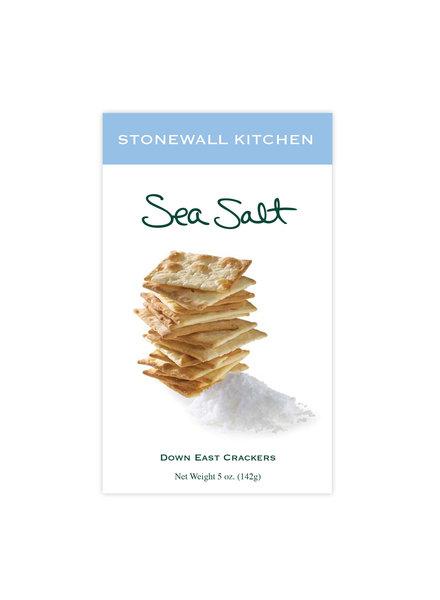 Crackers Sea Salt
