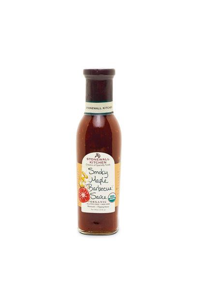 Grill Sauce Organic Smk Maple