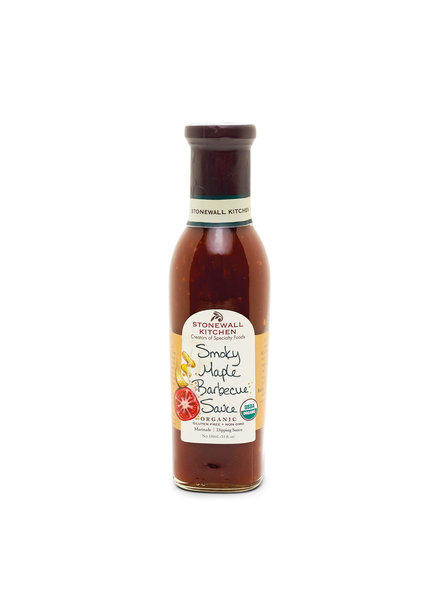Stonewall Kitchen Grill Sauce Organic Smk Maple
