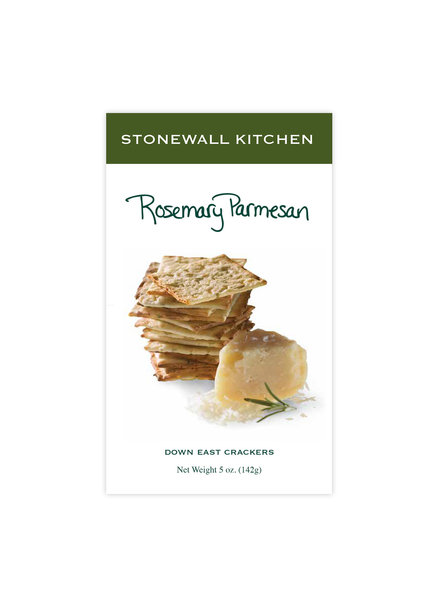 Stonewall Kitchen Crackers Rosemary Parmesan