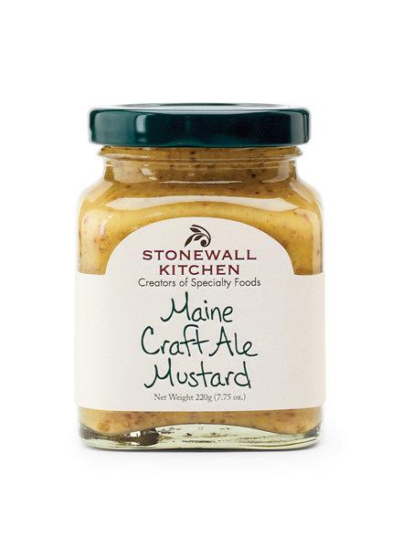 Maine Craft Ale Mustard