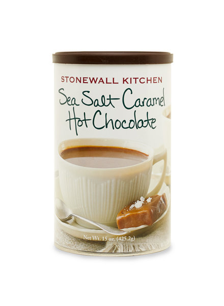 Stonewall Kitchen Sea Salt Caramel Hot Chocolate Mix