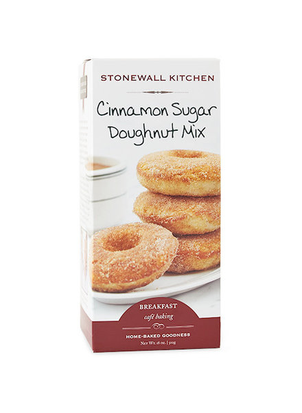 Cinnamon Sugar Doughnut Mix