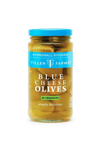 Olives Stuffed Blue Cheese