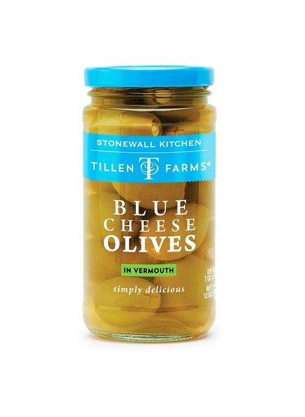 Tillen Farms Olives Stuffed Blue Cheese