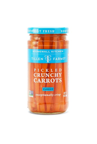 Carrots Crunchy Pickled