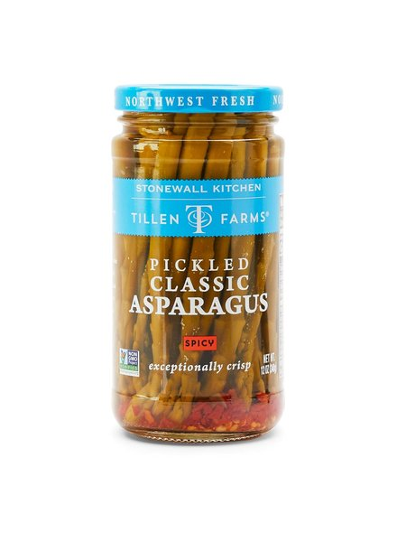 Pickled Spicy Asparagus