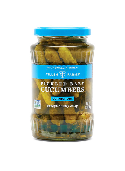 Cucumbers Baby Pickled