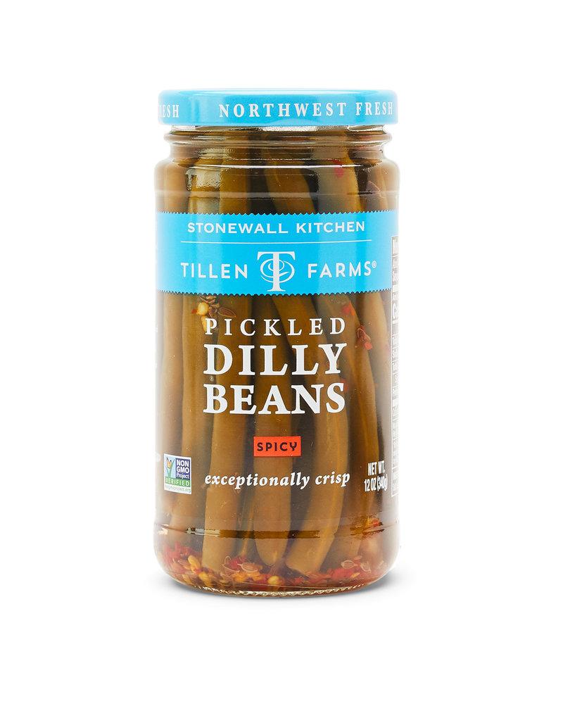 Tillen Farms Spicy Dilly Beans