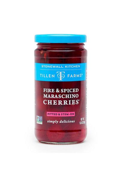 Cherries Maraschino Fire/Spice