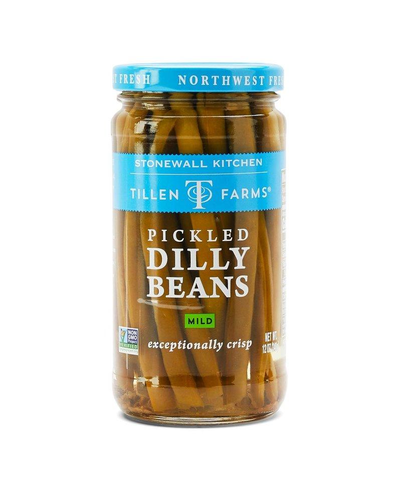 Tillen Farms Mild Dilly Beans
