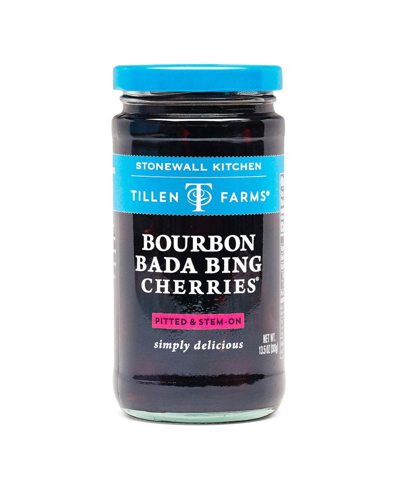 Tillen Farms Cherries Bada Bing Bourbon