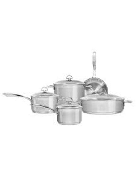 Chantal Cookware Set 9PC ID21 S/S