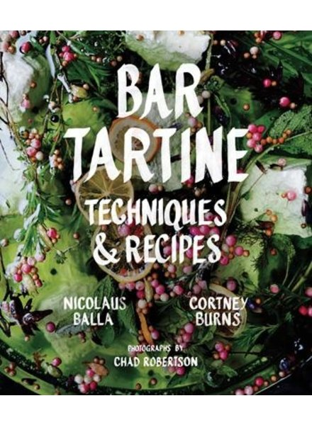 Hachette Book Group Bar Tartine Cookbook