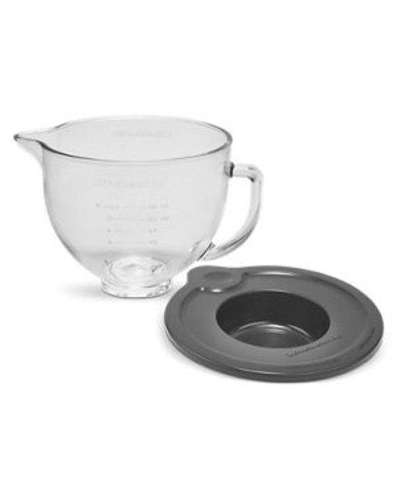 KitchenAid Accessory Glass Bowl 5 QT