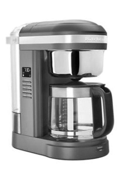 Coffeemaker KitchenAid Spiral Shower 12C Matte Charcoal Grey