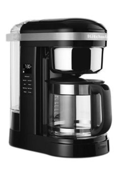 Coffeemaker KitchenAid Spiral Shower 12C Onyx Black
