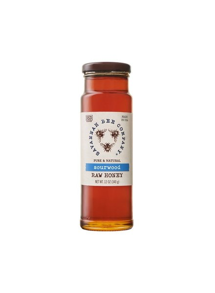 Savannah Bee Company Sourwood Honey 12oz
