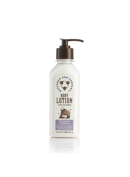 Savannah Bee Company Body Lotion Rosemary Lavender