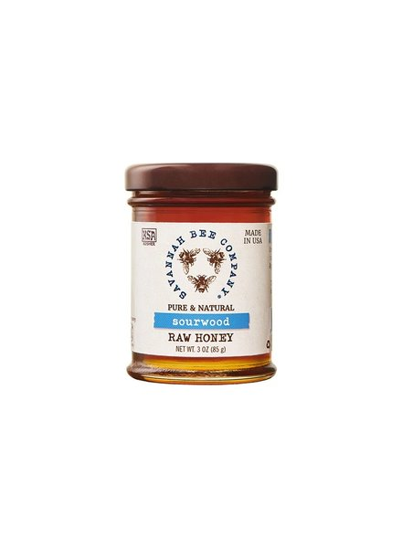 Savannah Bee Company Sourwood Honey 3oz