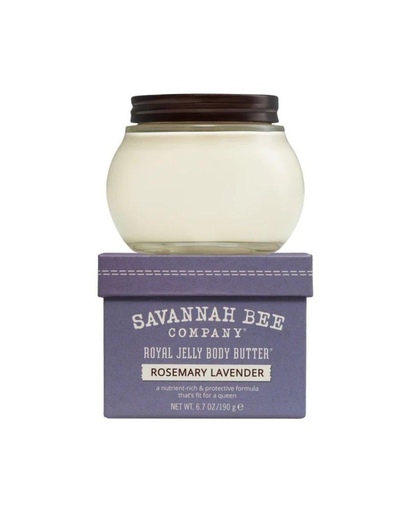 Savannah Bee Company Royal Jelly Rosemary Lavender Lrg