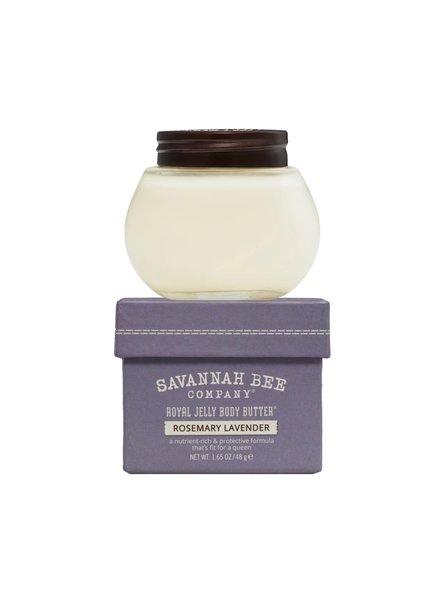 Savannah Bee Company Royal Jelly Rosemary Lavender Sml