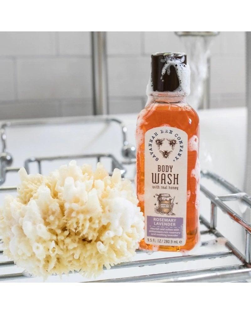 Savannah Bee Company Body Wash Rosemary Lavender