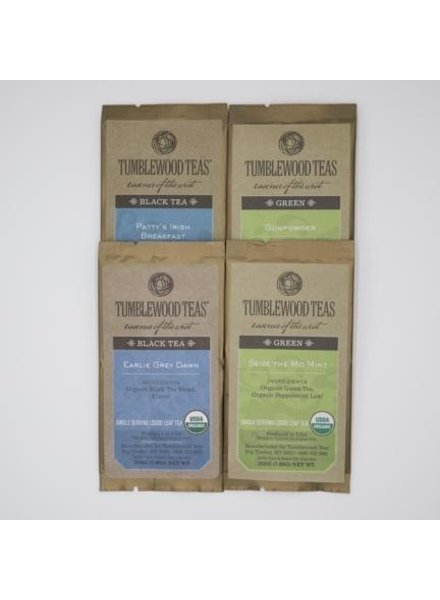 Tumblewood Tea TW Tea 4 Pk Classics