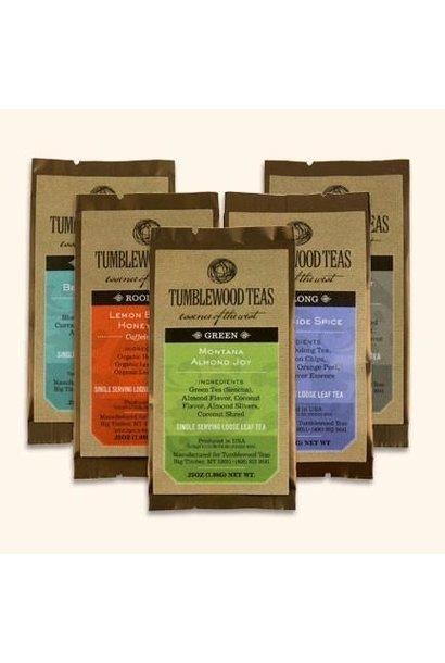 TW Tea Singles Assorted Blends