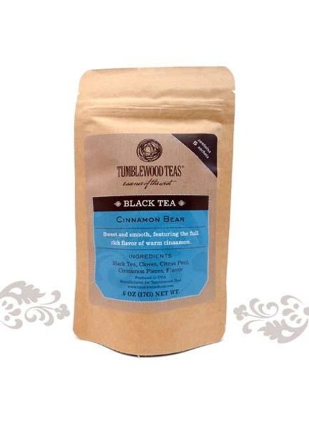 TW Tea 5 Pk Cinnamon Bear