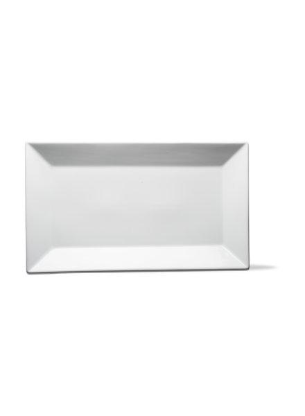 Tag Whiteware Rectangular Serving Platter