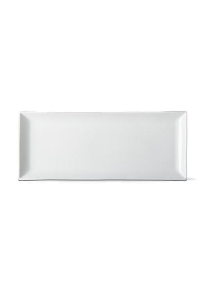 Tag Whiteware Rectangular Serving Platter 18'' X 10.5''